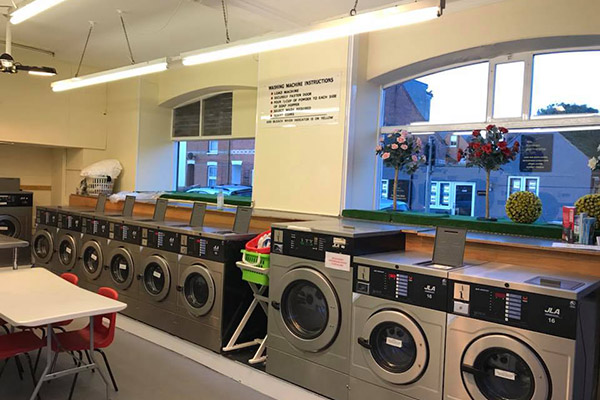 self service laundrette
